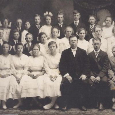 Confirmation May 13, 1917