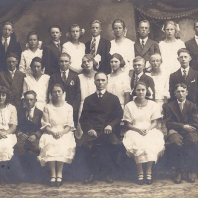 Confirmation July 10, 1921