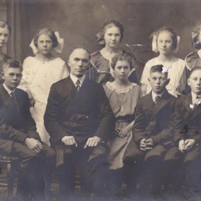 Confirmation November 26, 1922