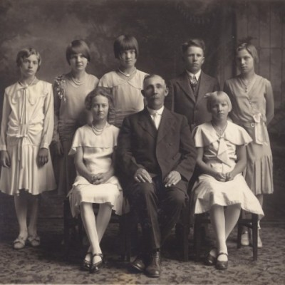 Confirmation July 13, 1930