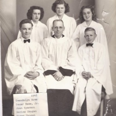 Confirmation May 23, 1948