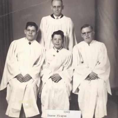 Confirmation May 8, 1949