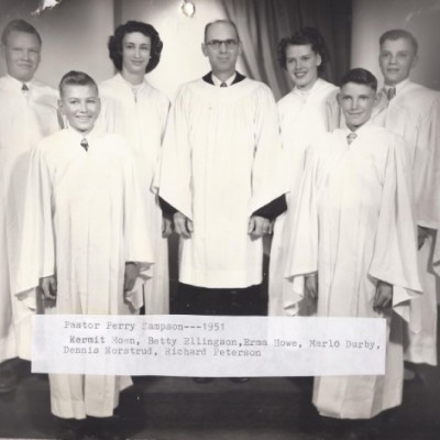 Confirmation May 13, 1951