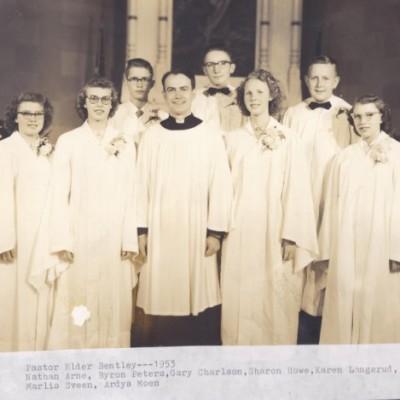 Confirmation May 24, 1953