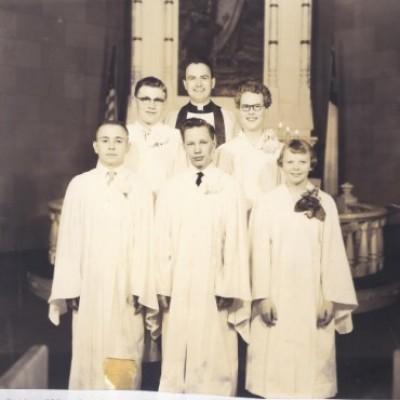 Confirmation May 6, 1956