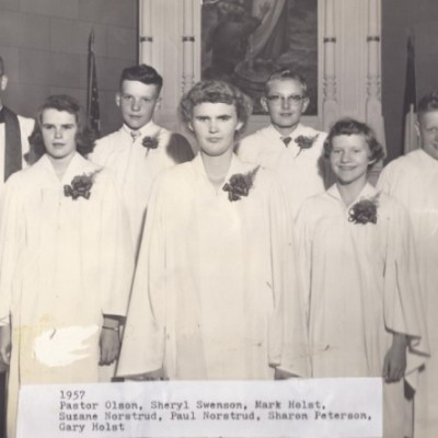 Confirmation June 23, 1957