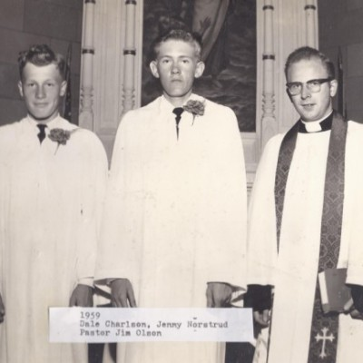 Confirmation June 7, 1959