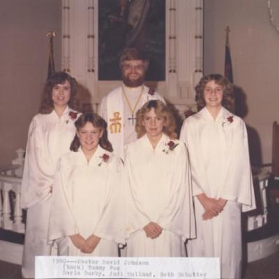 Confirmation November 25, 1979