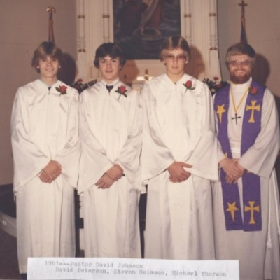 Confirmation December 14, 1980