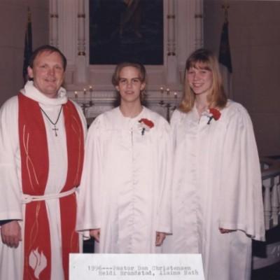 Confirmation April 28, 1996