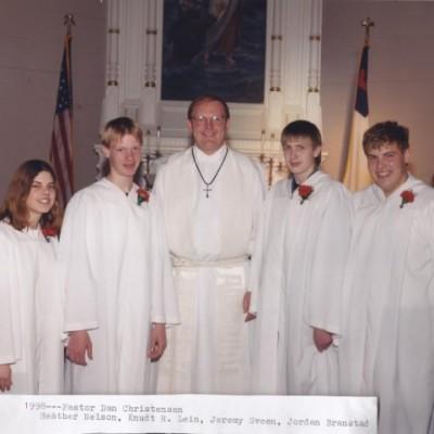 Confirmation April 26, 1998