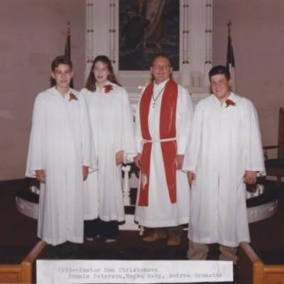 Confirmation May 23, 1999