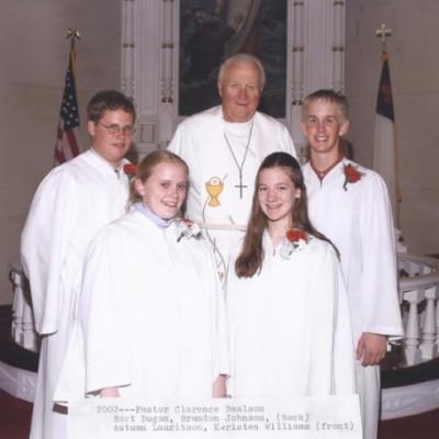 Confirmation May 19, 2002