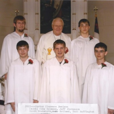 Confirmation April 27, 2003