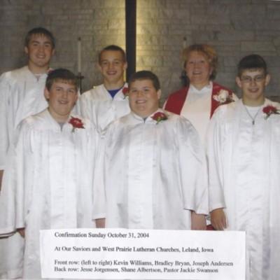 Confirmation October 31, 2004
