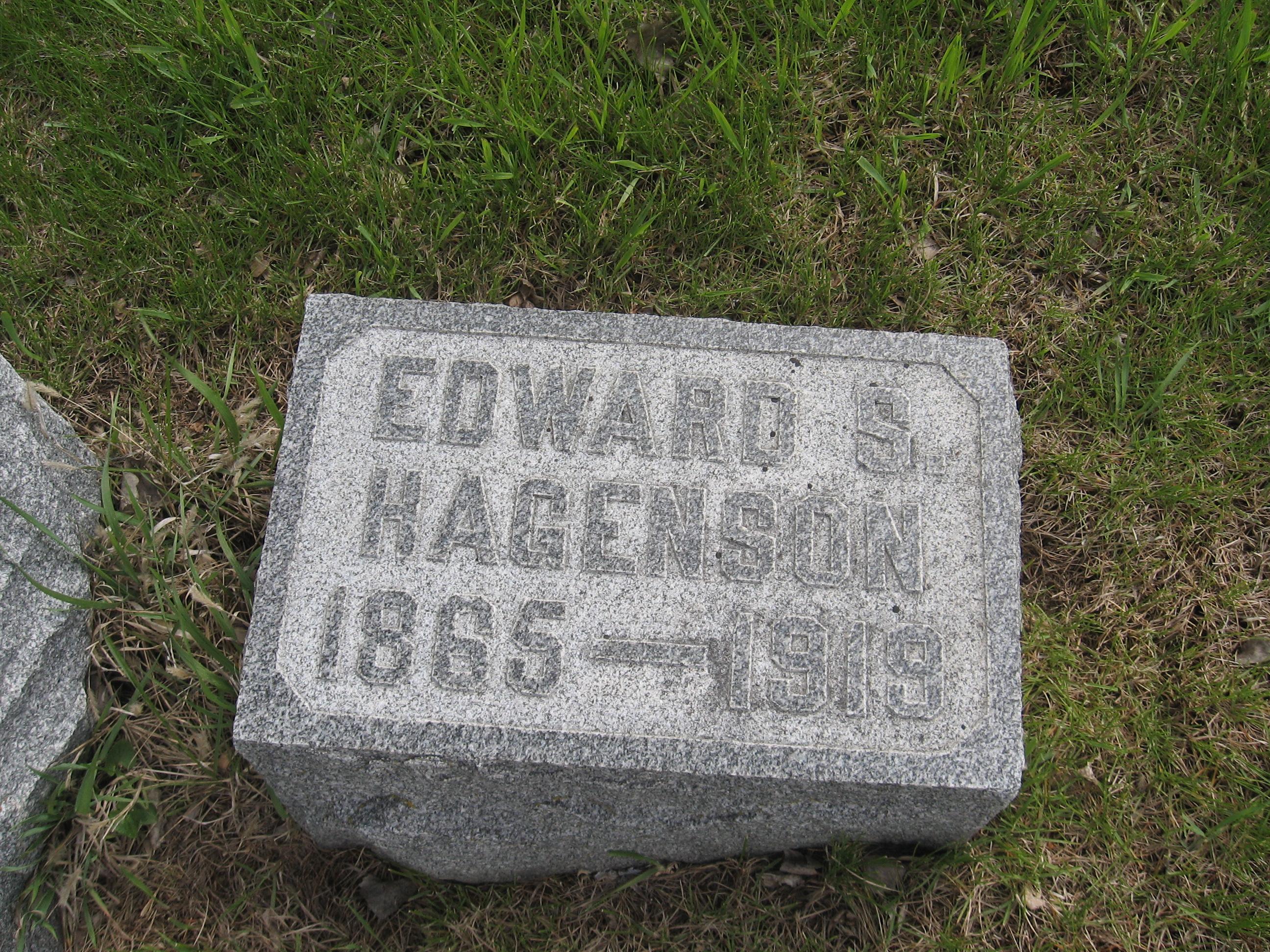 edgar haugen jr
